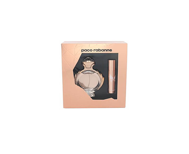 Paco Rabanne Olympea - EDP 50 ml + EDP 10 ml