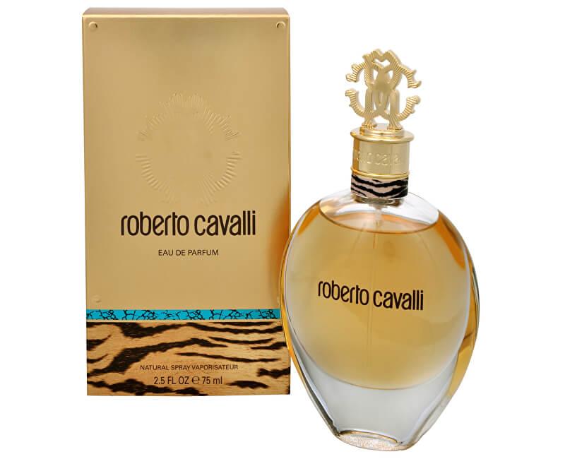 Roberto Cavalli Roberto Cavalli 2012 - EDP - SLEVA - bez celofánu, chybí cca 3 ml