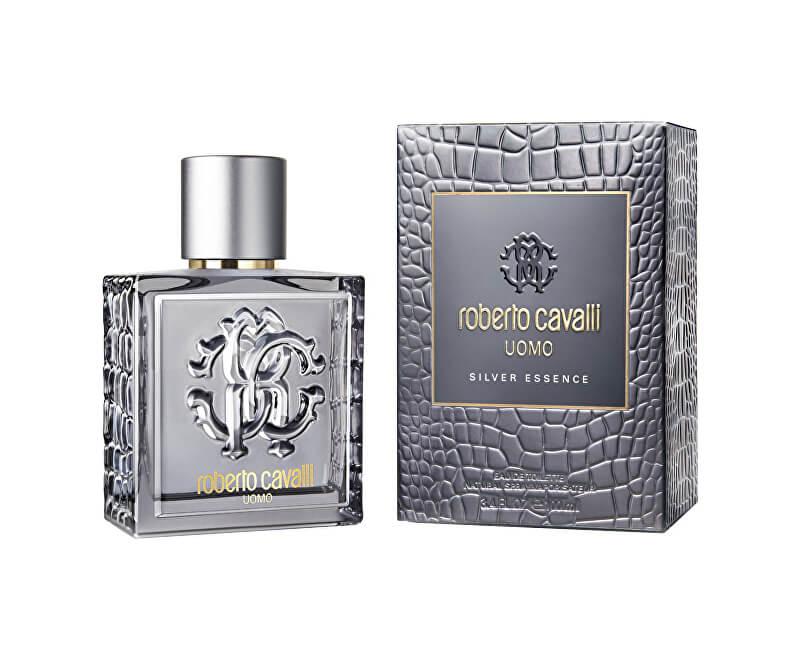 Roberto Cavalli Roberto Cavalli Uomo Silver Essence - EDT