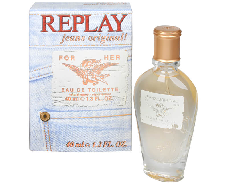 Replay Replay Jeans Original For Her - EDT
