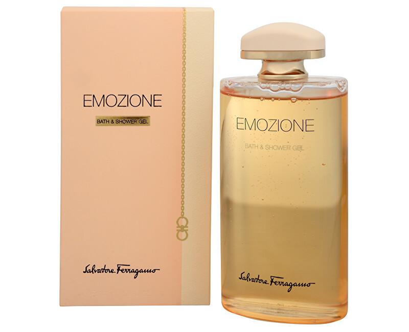 Salvatore Ferragamo Emozione - koupelový a sprchový gel