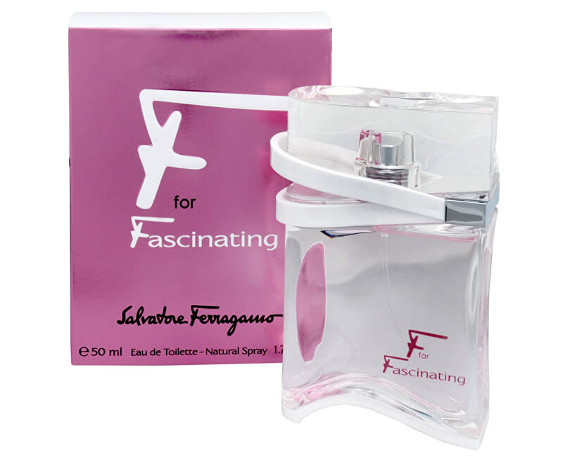 Salvatore Ferragamo F For Fascinating - EDT
