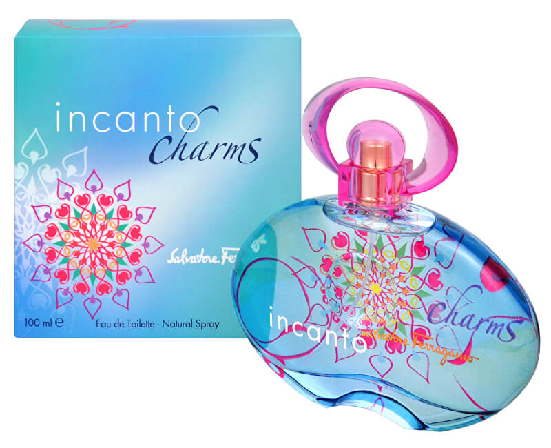 Salvatore Ferragamo Incanto Charms - EDT