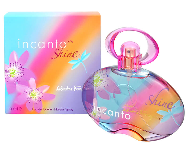 Salvatore Ferragamo Incanto Shine - EDT