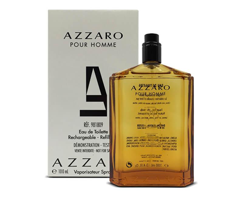 Azzaro Pour Homme - EDT TESTER (plnitelný)