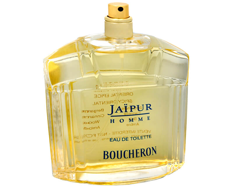 Boucheron Jaipur Pour Homme - EDT TESTER