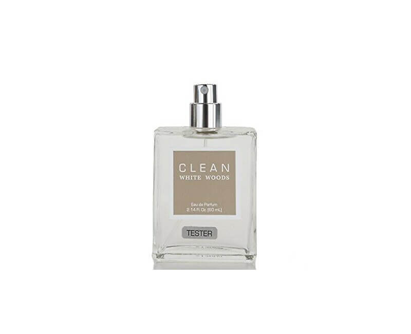 Clean White Woods - EDP TESTER
