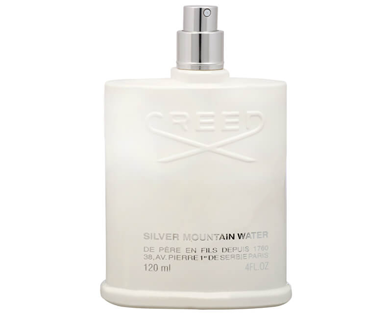Creed Silver Mountain Water - EDP TESTER