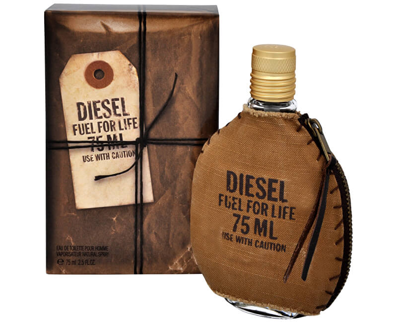 Diesel Fuel For Life Homme - EDT TESTER