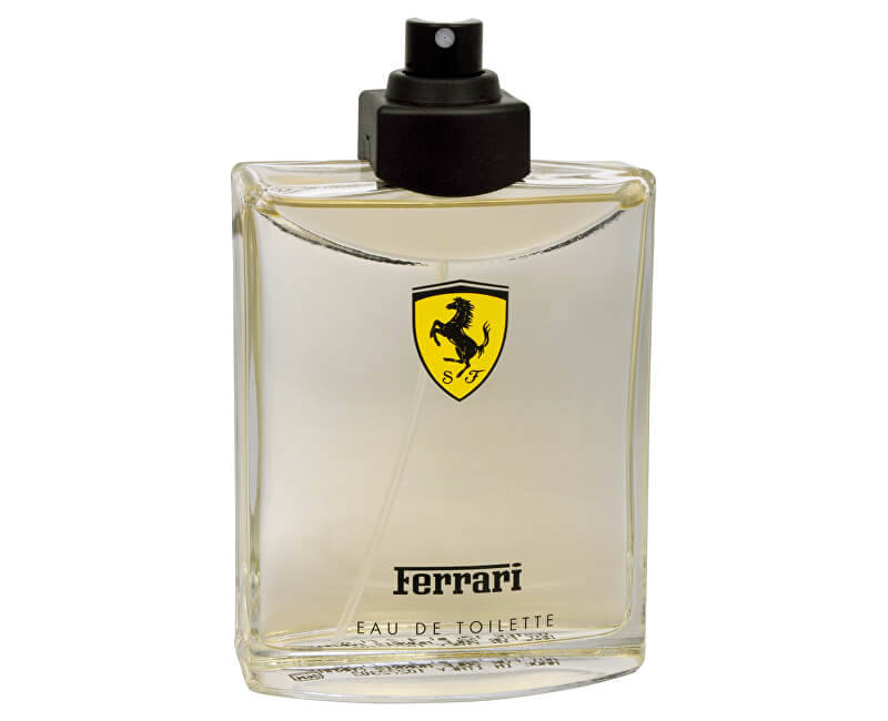 Ferrari Red - EDT TESTER