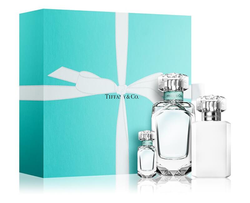 Tiffany & Co. EDP 75 ml + tělové mléko 100 ml + EDP 5 ml