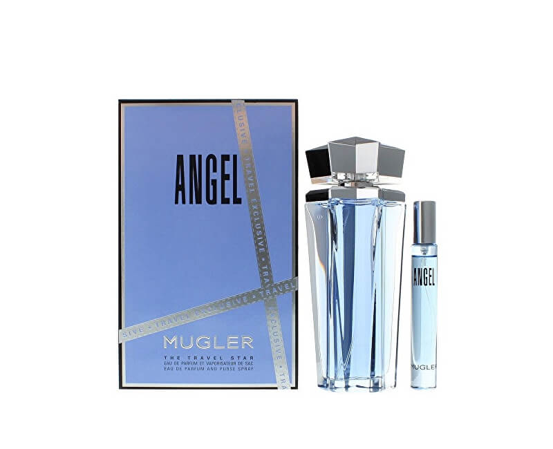 Thierry Mugler Angel - EDP 100 ml + EDP 7,5 ml