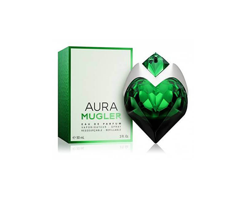 Thierry Mugler Aura Mugler - EDP (plnitelná)