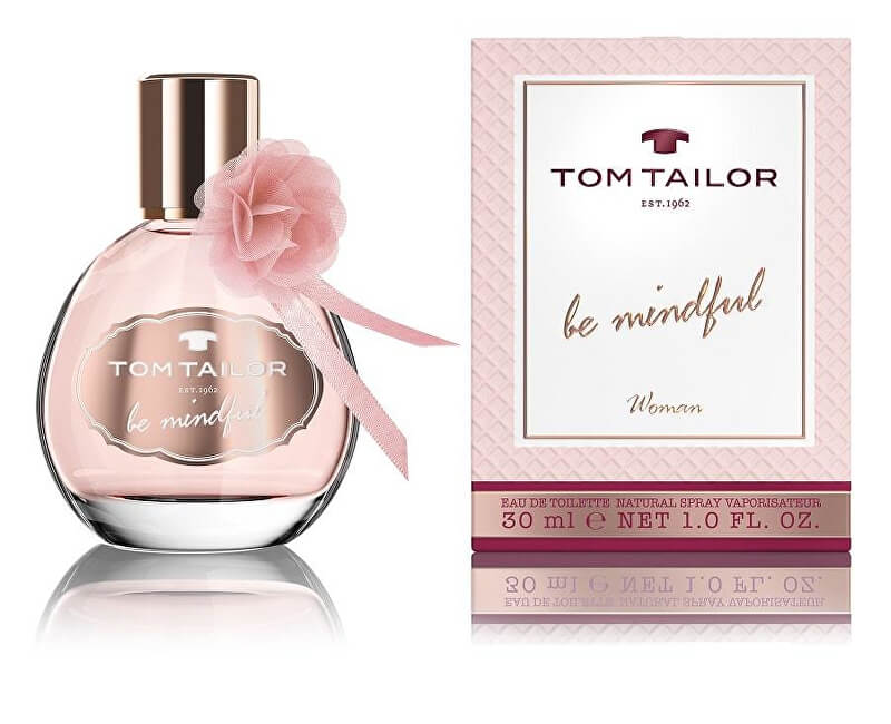 Tom Tailor Be Mindful Woman - EDT