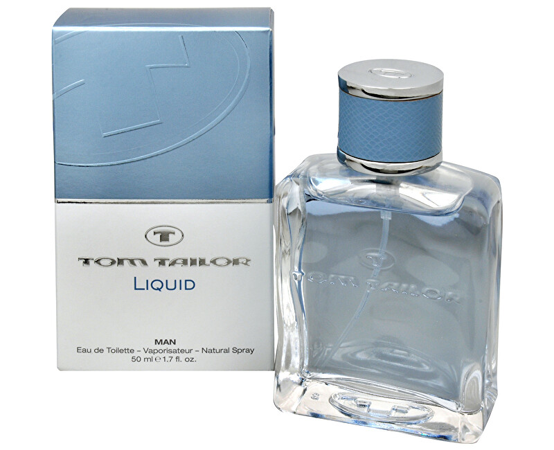 Tom Tailor Liquid Man - EDT