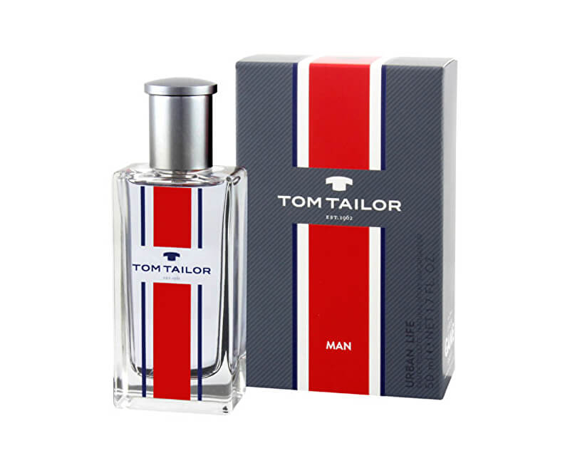 Tom Tailor Urban Life Man - EDT