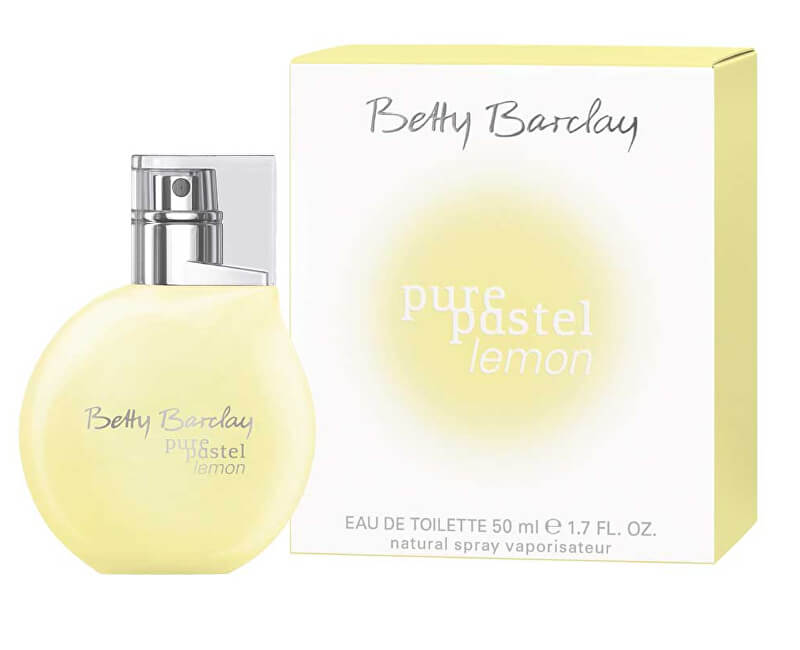 Betty Barclay Pure Pastel Lemon - EDT