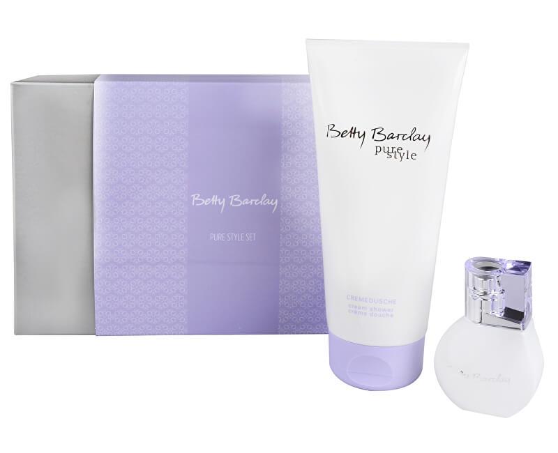 Betty Barclay Pure Style - EDP 20 ml + sprchový krém 200 ml