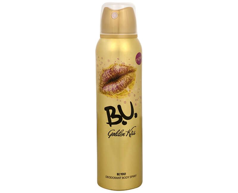 B.U. Golden Kiss - deodorant ve spreji