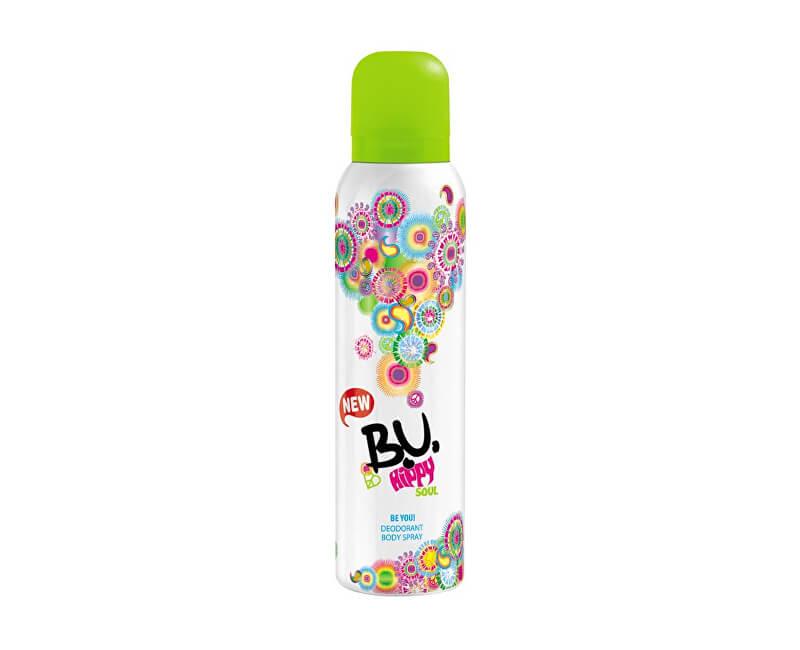B.U. Hippy Soul - deodorant ve spreji