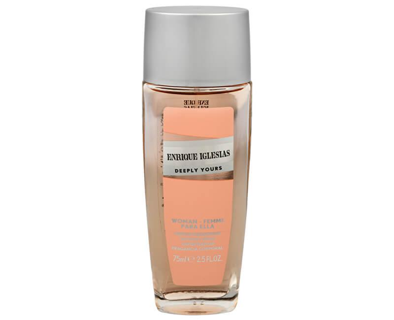 Enrique Iglesias Deeply Yours Woman - deodorant s rozprašovačem