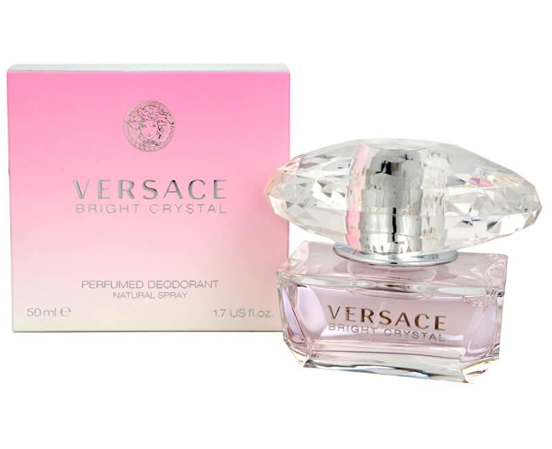 Versace Bright Crystal - deodorant s rozprašovačem