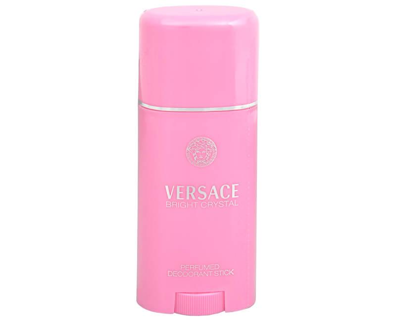 Versace Bright Crystal - tuhý deodorant