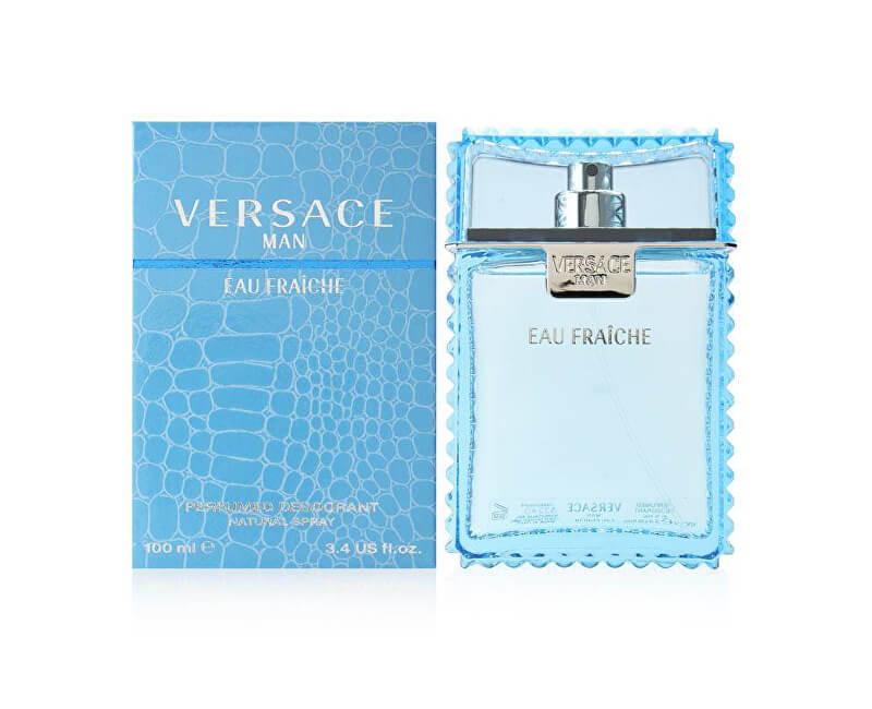 Versace Eau Fraiche Man - deodorant s rozprašovačem