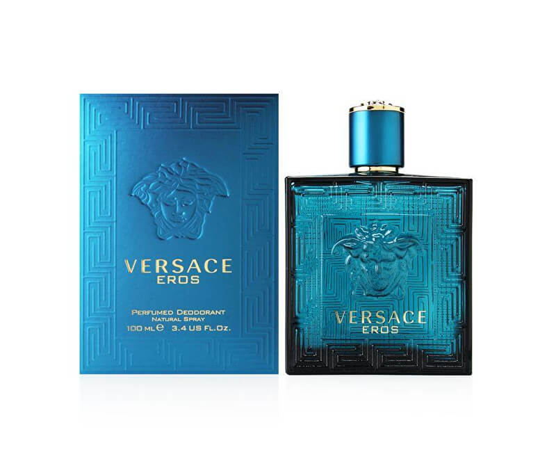 Versace Eros - dezodorant s rozprašovačom
