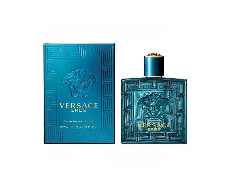 Versace Eros - voda po holení