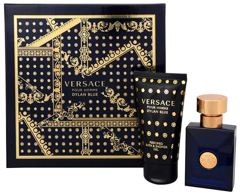 Versace Versace Pour Homme Dylan Blue - EDT 30 ml + sprchový gel 50 ml<br /><strong>Versace Pour Homme Dylan Blue</strong>