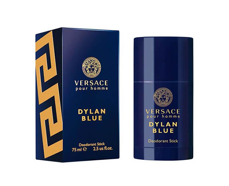 Versace Versace Pour Homme Dylan Blue - tuhý deodorant<br /><strong>Versace Pour Homme Dylan Blue</strong>