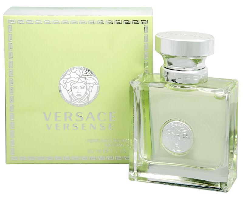 Versace Versense - deodorant s rozprašovačem