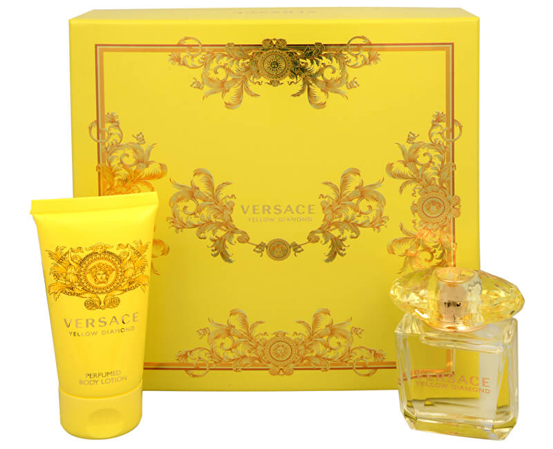 Versace Yellow Diamond - EDT 30 ml + loțiune de corp 50 ml