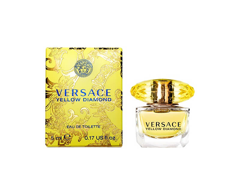 Versace Yellow Diamond - miniatura EDT