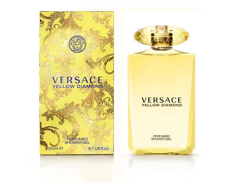 Versace Yellow Diamond - sprchový gel