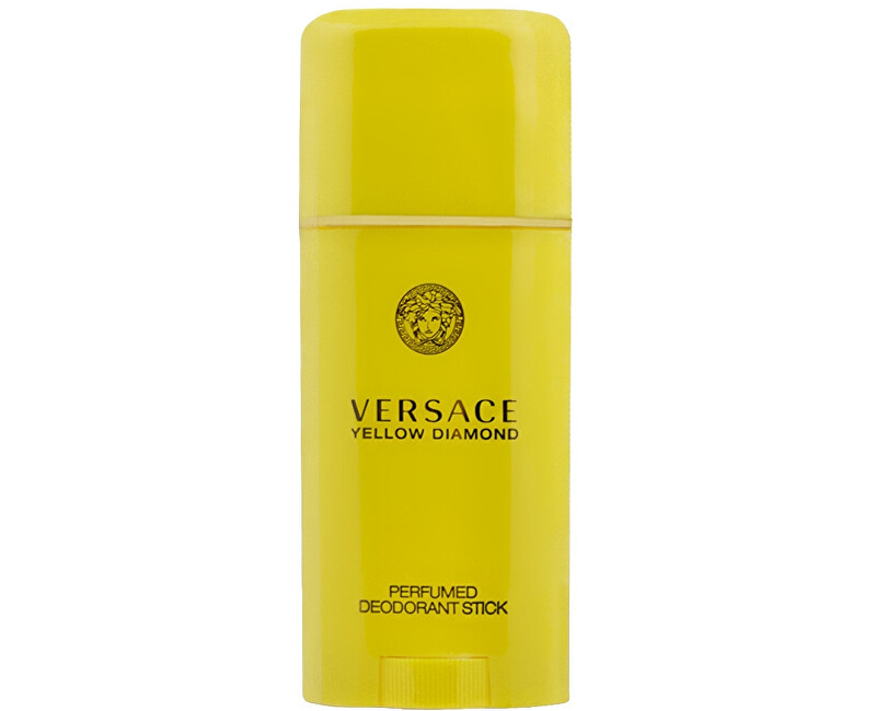 Versace Yellow Diamond - tuhý deodorant