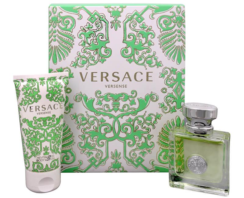 Versace Versense - EDT 30 ml + 50 ml lotiune de corp
