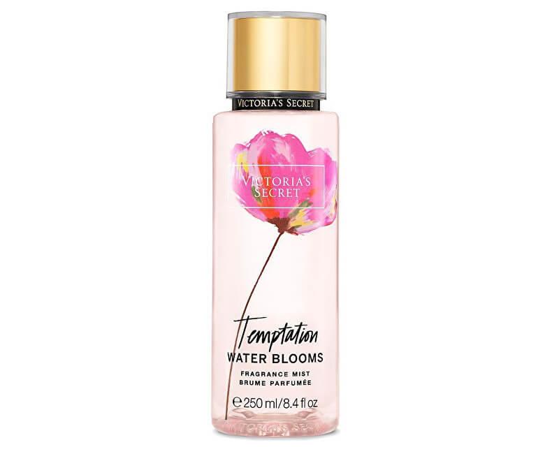 Victoria´s Secret Temptation Water Blooms - tělový závoj