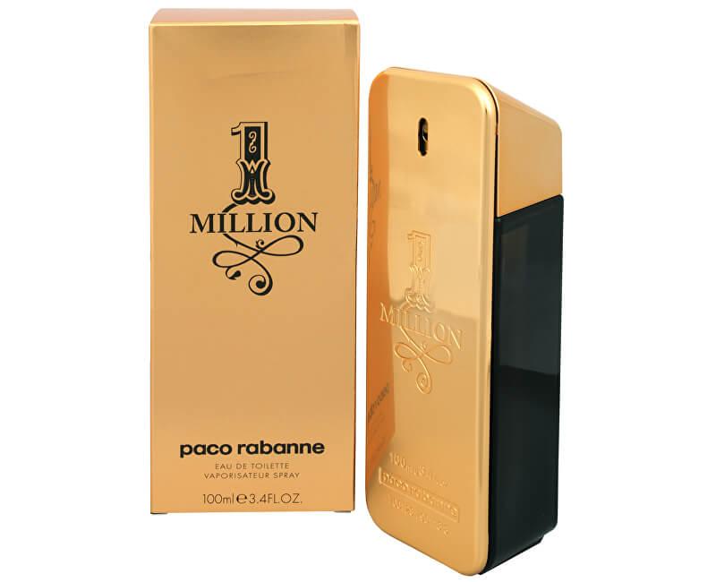 Paco Rabanne 1 Million - EDT - SLEVA - poškozená krabička