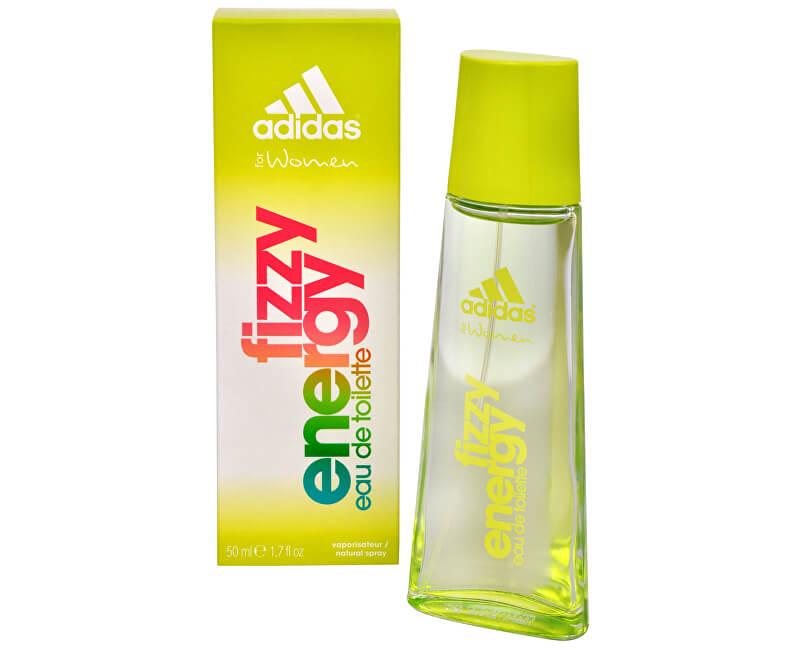Adidas Fizzy Energy - EDT - SLEVA - pomačkaná krabička