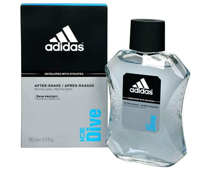 Adidas Ice Dive - voda po holení - SLEVA - poškozená krabička