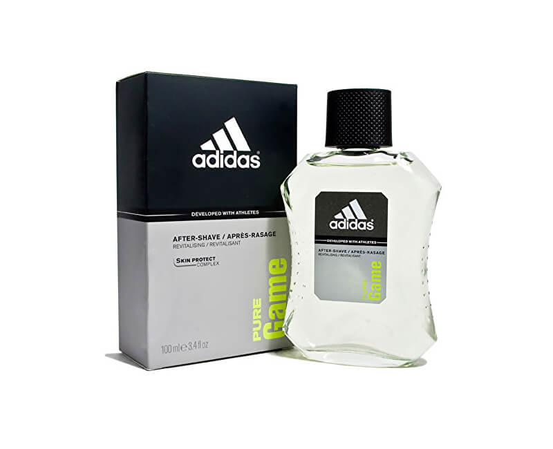 Adidas Pure Game - apă după ras - REDUCERE - cutie deteriorată