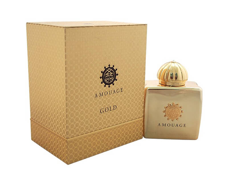 Amouage Gold pour Femme - EDP - SLEVA - bez celofánu