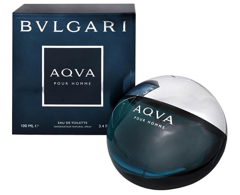 Bvlgari Aqva Pour Homme - EDT - SLEVA - poškozený celofán