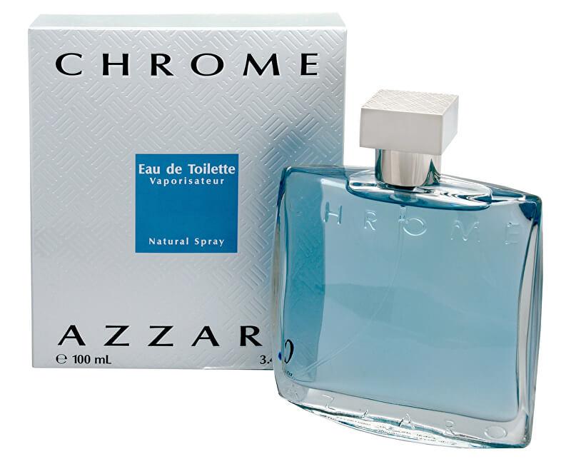 Azzaro Chrome - EDT - SLEVA - poškozená krabička