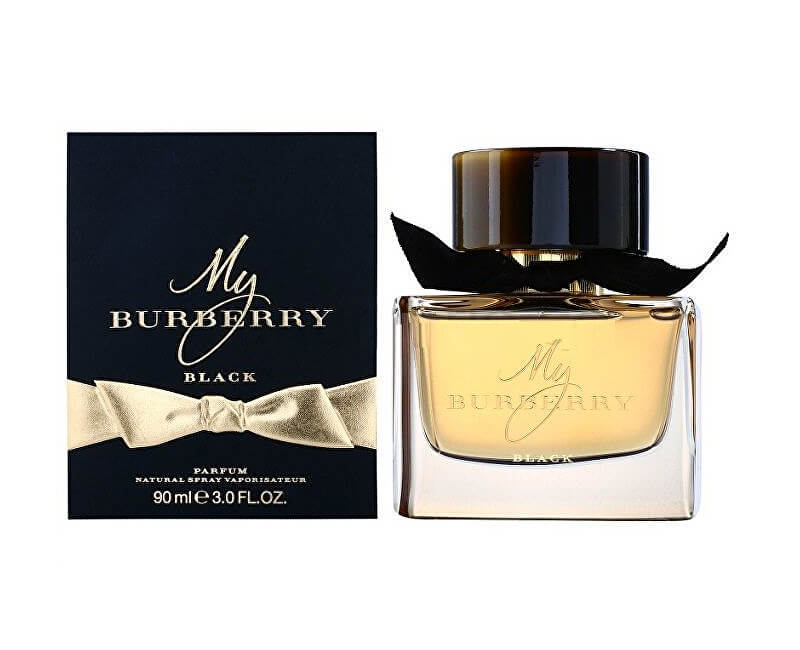 Burberry My Burberry Black - parfém - SLEVA - bez celofánu