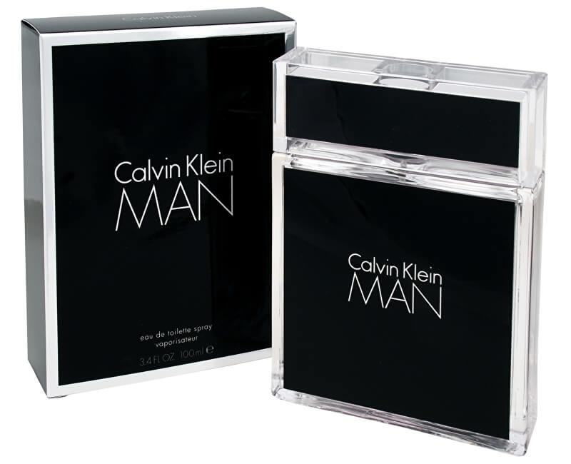 Calvin Klein Calvin Klein Man - EDT - SLEVA - bez krabičky