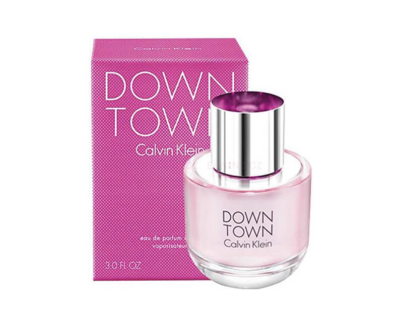 Calvin Klein Downtown - EDP - REDUCERE - fără celofan, lipsește cca 1 ml