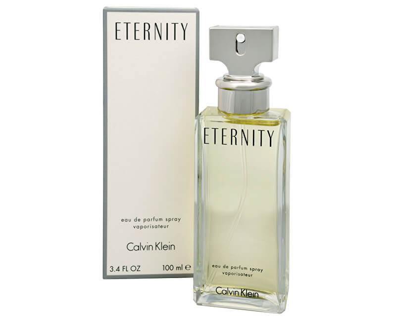 Calvin Klein Eternity - EDP - SLEVA - bez celofánu - chybí cca 1 ml